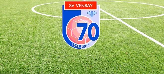 SV Venray 70 jaar