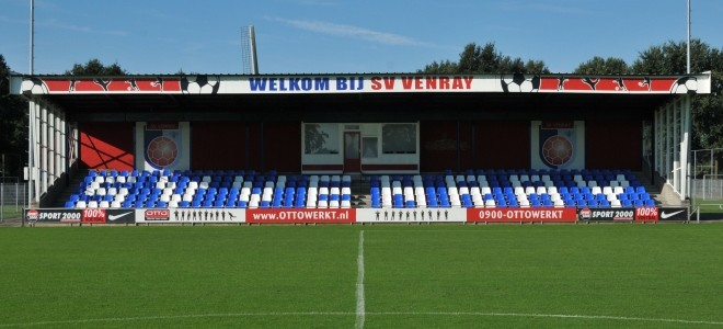 Makeover Tribune SV Venray