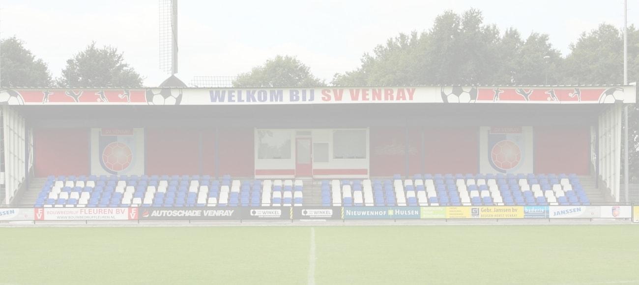 Welkom bij SV Venray