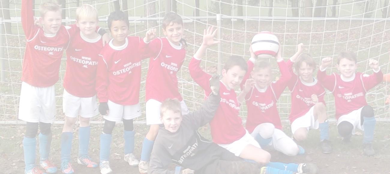 Junioren en pupillen: 50 jeugdteams spelen weekelijks met veel plezier